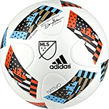adidas MLS Top Glider Soccer Ball