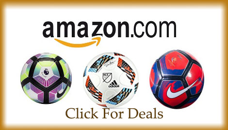 All Amazon Soccer Balls